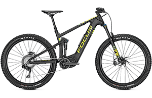 Focus electric bikes