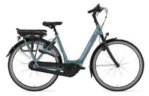 Gazelle electric bikes