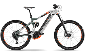 Haibike electric bikes