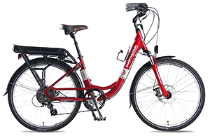 Smartmotion electric bikes