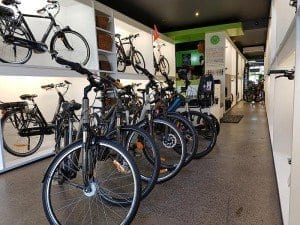 Melbourne Electric Bicycles is located at 382 St Kilda Road ST KILDA VIC 3182