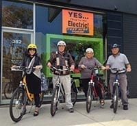 Melbourne Electric Bicycles - Young at heart