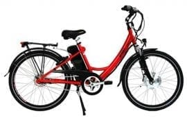 Ezee Sprint electric bicycle
