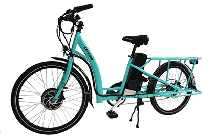 Expedir Step Thru Electric Bicycle