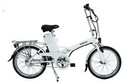 Quando folding electric bicycle
