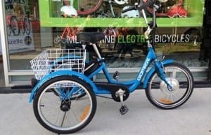 Gomier electric bicycles