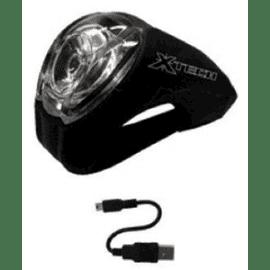X-Tech Cyclops USB Light Combo