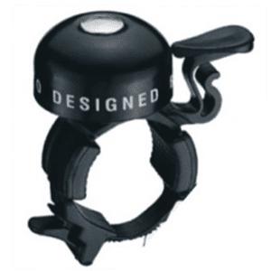Black adjustable size bell