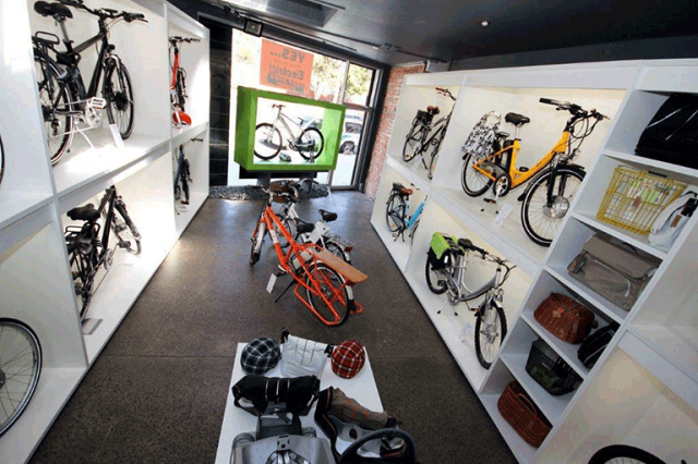 Melbourne Electric Bicycles store