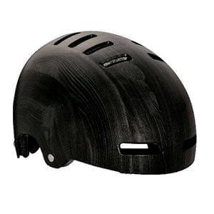 Street Deluxe Helmet Dark Wood