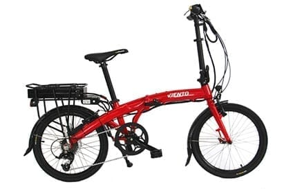Ezee Viento electric bicycle