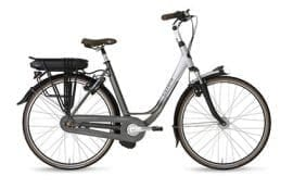 Gazelle Impulse Orange 8 step-through electric bike