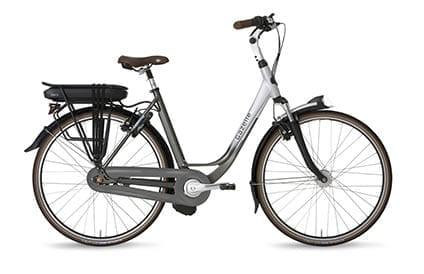 Gazelle Impulse Orange 8 step-through electric bike