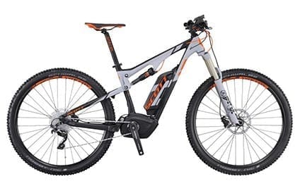 Scott E-Genius 920 (29er) Full Suspension
