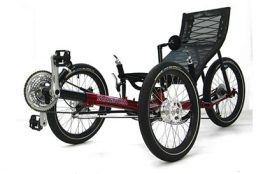 Greenspeed Magnum Folding Electric Trike