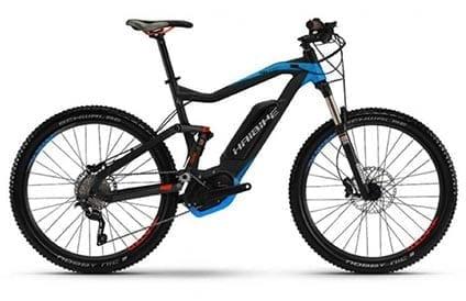 Haibke Xduro FullSeven RC electric bike