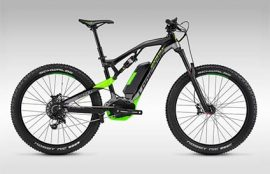 Lapierre Overvolt AM 500+ electric bike