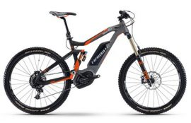 Haibike Xduro Nduro 8.0 electric bike