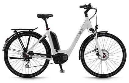 Sinus Tria 8 electric bicycle