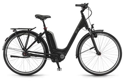 Sinus Tria N7 Unisex black electric bike