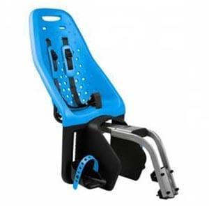 Yepp Easyfit Rear Seat Frame Mount blue