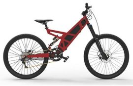 Stealth P-7 e-bike