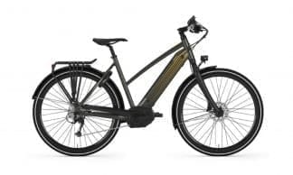 Gazelle Cityzen T10 HMB unisex electric bike