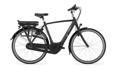 Gazelle Grenoble C7 HMB mens ebike