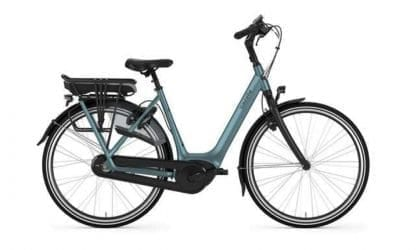 Gazelle Grenoble C7 HMB step thru electric bike