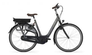 Gazelle Orange C8 HMS step thru ebike