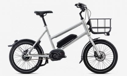 Orbea Katu-E 10 Alfine electric bike