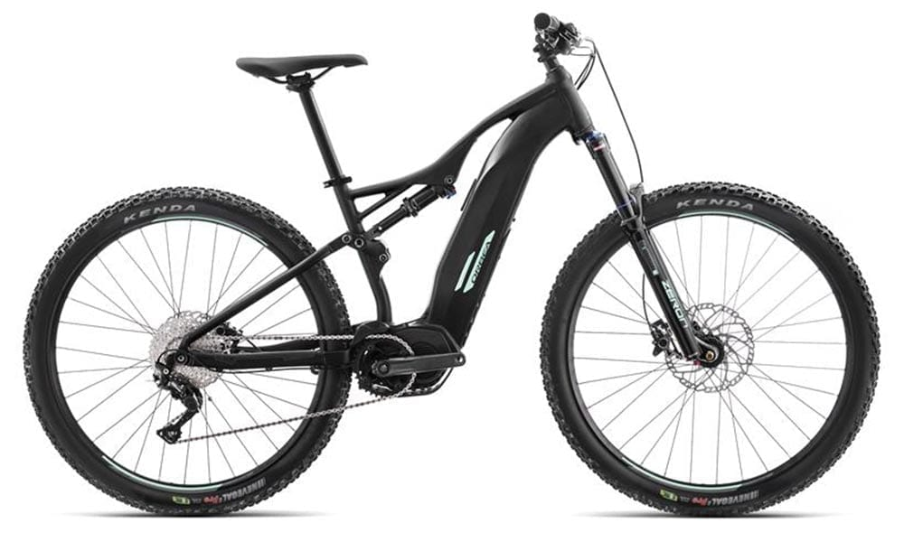 Orbea Wild FS 29S - Melbourne Electric Bicycles