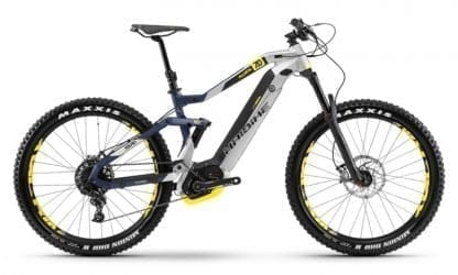 Haibike Xduro AllMtn 7.0 PowerTube electric mountainbike