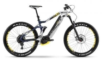 Haibike Xduro AllMtn 7.0 PowerTube electric mountainbike