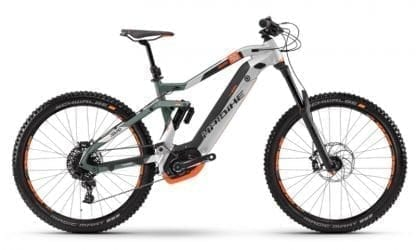 Haibike Xduro Nduro 8.0 PowerTube electric mountainbike
