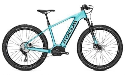 Focus Jarifa2 6.8 electric bike