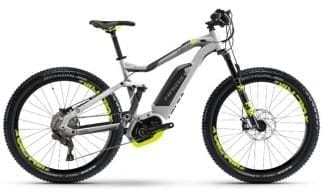 Haibike Xduro FullSeven 6.0 electric bike