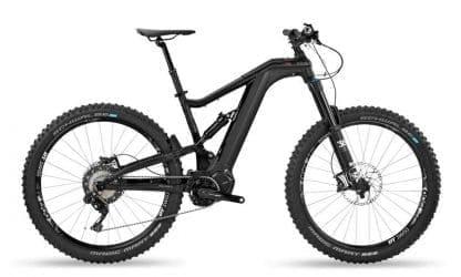 BH X-TEP LYNX 5.5 PRO-SE electric bike