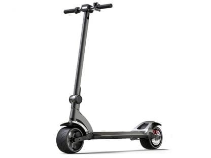 Mercane Wide Wheel Electric Scooter Single Motor