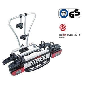 Yakima JustClick 2 bike carrier