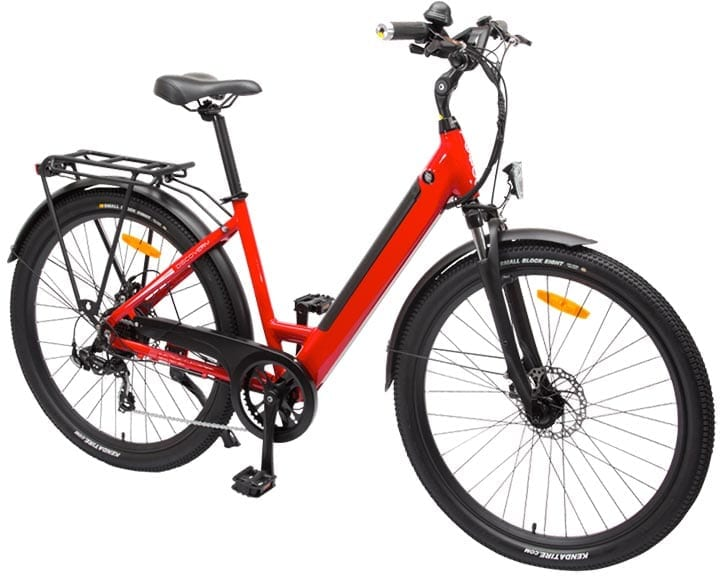 Rent an electric bike or ebike for food delivery services