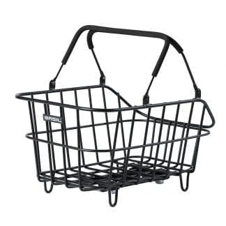 Basil Cento rear basket