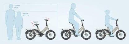 Tern HSD P9 (cargo) electric bike