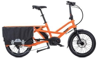 Tern HSD P9 (cargo) electric bike