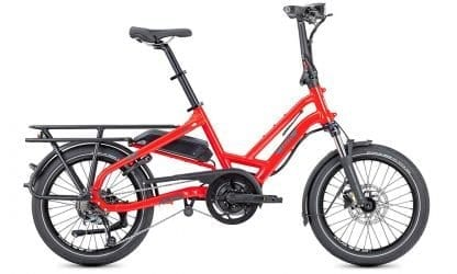 Tern HSD P9 (compact cargo) ebike