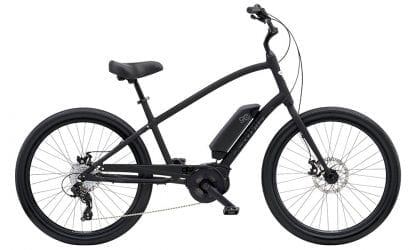 Electra Townie GO! 8D step-over electric bike