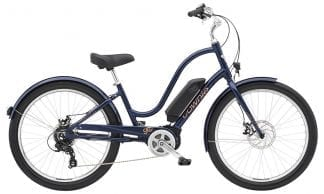 Electra Townie Go (Step-through) ebike