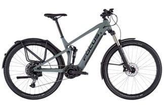 Focus Thron2 6.8 EQP electric bike