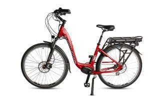 Smartmotion Mid City ebike