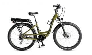 Smartmotion x-city ebike